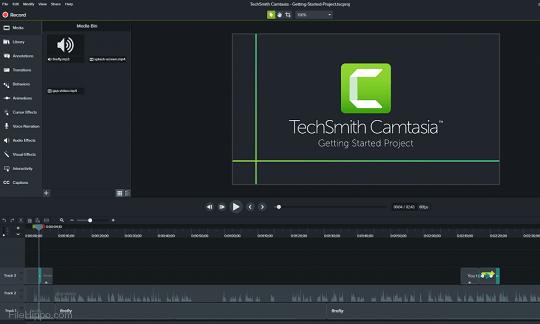 Camtasia Studio 9.1  - preview 4