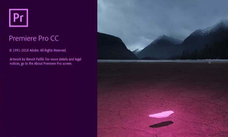 Adobe Premiere Pro CC 2019 Mới Nhất